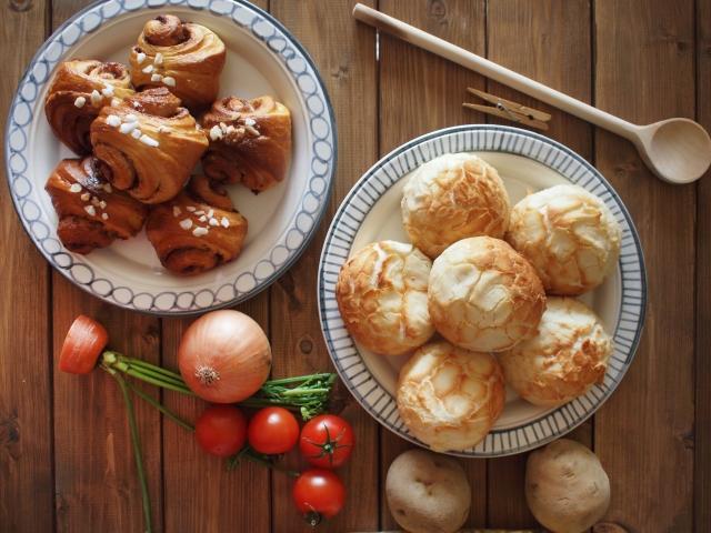 ケーキはパン屋さんで!?韓国の人気パンチェーンとパンの特徴
