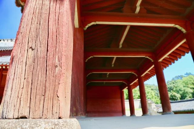 ソウルの世界遺産【宗廟(チョンミョ)】!1度は見たい独特な建築様式