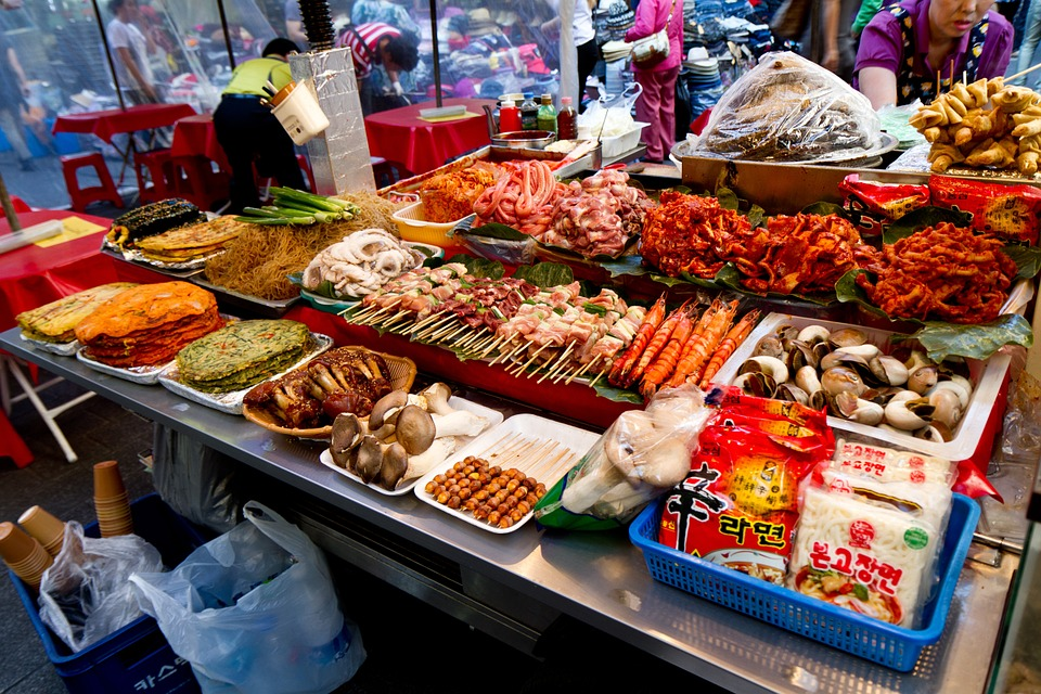 東大門市場で食べたい【外せない】絶品グルメ