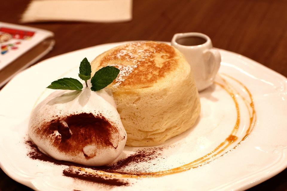 ソウルで人気急上昇中の「スフレパンケーキ」!行列必須の人気店も♪